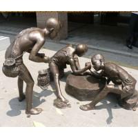 陕西民俗雕塑厂承接民俗雕塑 广场雕塑 景观雕塑