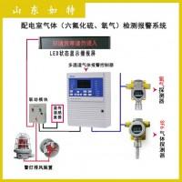 SF6浓度探头 SF6浓度检测器 220V报警主机