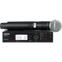 Shure ULXD24/SM58 舒尔一拖一数字无线话筒