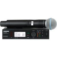 Shure ULXD24/Beta58A 舒尔无线手持话筒
