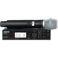Shure ULXD24/Beta87A 舒尔无线手持话筒