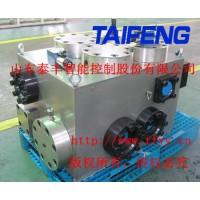 泰丰液压厂家生产直销快锻压机械插装阀
