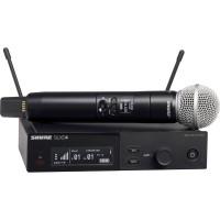 Shure SLXD24/SM58 舒尔手持无线话筒 新款麦