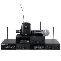 Shure 舒尔 SLX-D 数字无线话筒系统 舒尔SLXD