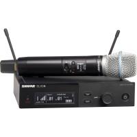 Shure SLXD24/BETA87A 舒尔新品无线话筒