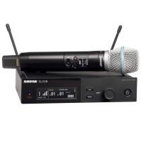 Shure SLXD24/BETA87C 舒尔新品手持无线话