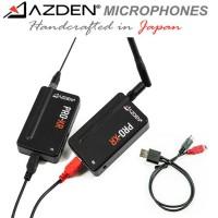 Azden PRO-XR 阿兹丹单反相机无线话筒 手机无线话