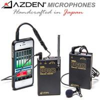 Azden WLX-PRO+i 阿兹丹DV手机无线领夹话筒