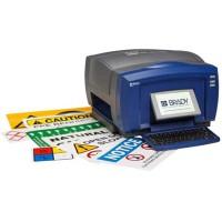 广州打印机贝迪BBP85图像标识标签打印机