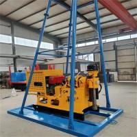 钻塔式XY-2百米钻机长期供货 普通款建筑地勘钻机