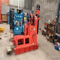 立轴式XY-2B型地质钻机品质优良 低速防爆重探钻机