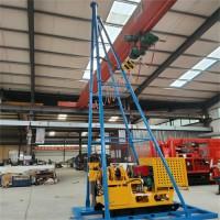 双联油泵Y2型取样钻机 三轮车载式土质探测钻机