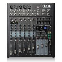 天龙 DN-408X Denon 8路带USB/效果调音台