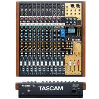 达斯冠 Model 16 Tascam 多功能调音台录音机